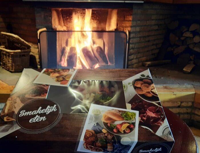 Heerlijke gerechten bereid door onze chef voor bij u thuis!